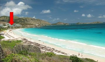 Petites Cayes Bay, Anse Marcel, St. Martin