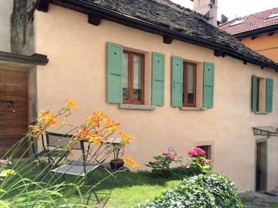 Photo for Vacation home Mozzio Antica (DOD200) in Domodossola - 6 persons, 3 bedrooms