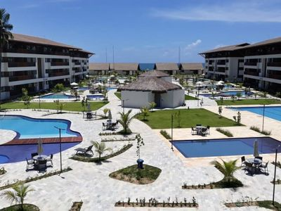Photo for Cupe Beach Living, Porto de Galinhas, waterfront. NEW (best of CUPE)