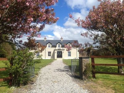 Photo for Brownes Farm House, Ballytrisnane, Old Parish, Dungarvan, Co. Waterford - 4 Bedrooms Sleeps 12