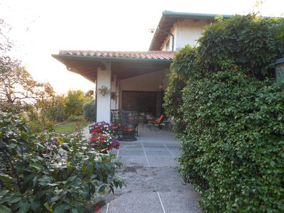 Photo for Delightful Villa on the Hills with pool and panoramic views