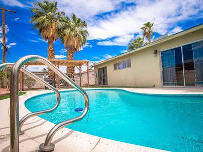Photo for Gorgeous 3BD Las Vegas Home with Sparkling Pool!