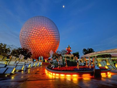 EPCOT Nearby