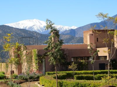 Photo for Breathtaking Atlas Mountain views only an hour away from Marrakech