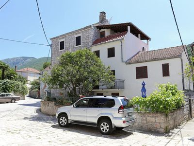 Photo for One bedroom apartment with air-conditioning Trpanj (Pelješac)