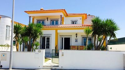 Photo for Sea view Sunset Villa with private pool, 4 double bedrooms & free WIFI