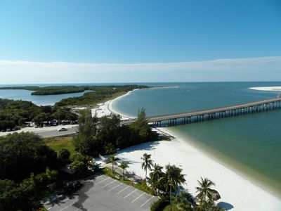 Photo for BEAUTIFUL 10TH FL. Private Beach @ Lovers Key Beach - Fort Myers Beach