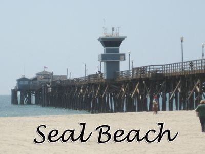 Photo for AWESOME BEACH HOUSE BEST  LOCATION   FUN SPOT! SEAL BEACH