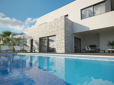 "Photo for Villa Cala Royal ""2km to the sea""Infinity pool""Nature"""