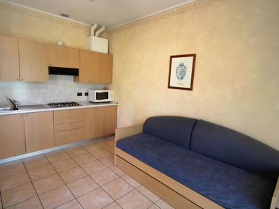 Photo for Apartment Garda Resort in Toscolano - 4 persons, 1 bedrooms