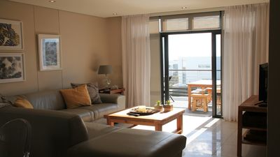 Photo for 2BR Apartment Vacation Rental in Bloubergstrand, WC