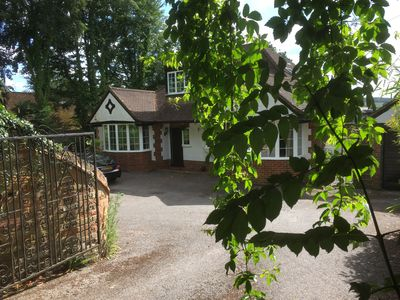 Photo for Detached Chalet-style Property in Stunning Area of Outstanding Natural Beauty