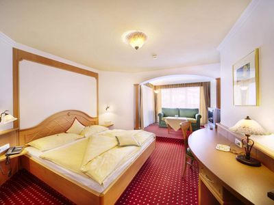 """Photo for Double Room """"Beryll"""" - Tauernblick, Emerald Hotel"""