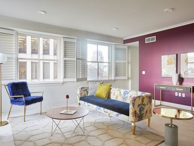 Photo for Sonder | Canal Street | Alluring 1BR + Gym