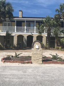 Photo for Pensacola Beach Studio. 1 bedroom. 1 bath.  3rd house back from Gulf