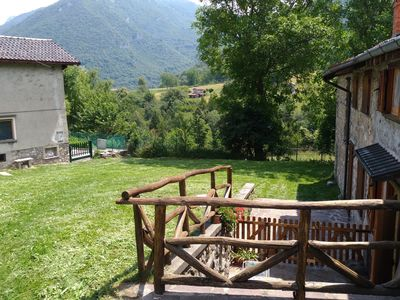 Photo for 1BR House Vacation Rental in Ortanella, Esino Lario, Lombardia