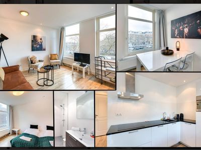 Photo for Luxurious | Apt NO.3 | CITY CENTRE | Canal view!