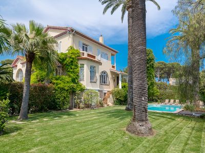 Photo for Private Villa in Cap d'Antibes