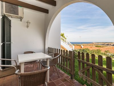 Photo for Quietly Located with Sea View and Shared Pool