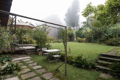 Small and beautiful - Garden apartment in a chalet near Rotsee on the  outskirts of Lucerne - Ebikon