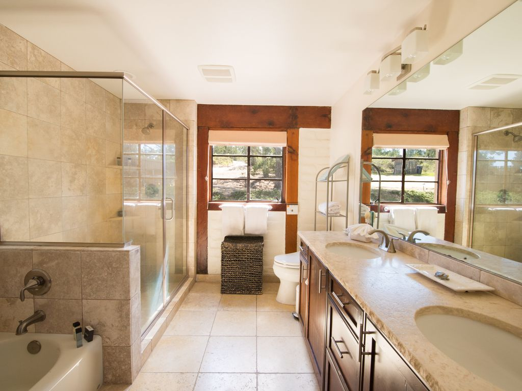 Time Honored Adobe Home Sweeping Ocean HomeAway Carmelby - Adobe home design