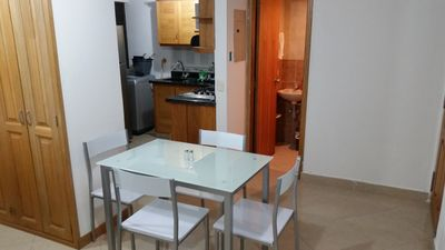 Photo for 1BR Apartment Vacation Rental in Medellín, Antioquia