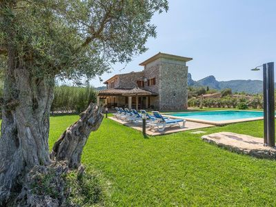 Photo for Cosy villa for 4 people just outside Pollensa