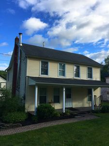 Photo for Rustic Farmhouse with updates - high speed internet - 24 miles to Cooperstown