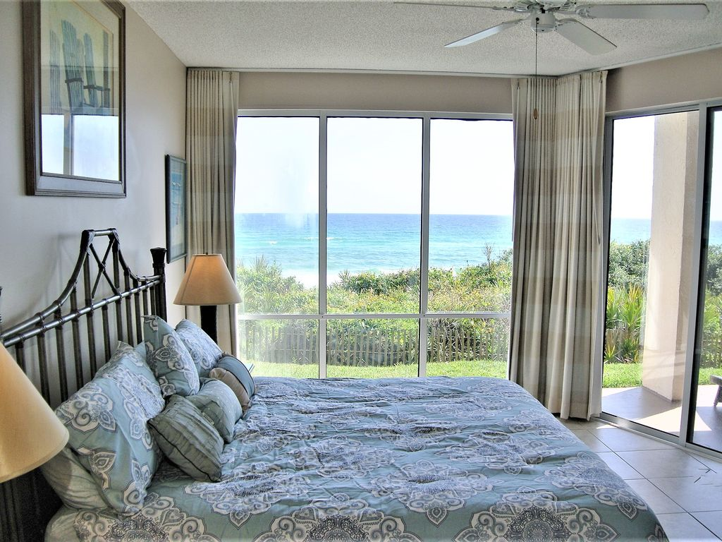 High Pointe Gulf Beach Front 2 Brm Bath 1st Floor Next To Rosemary