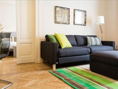 Photo for Spacious 1bdr in the heart of Milan