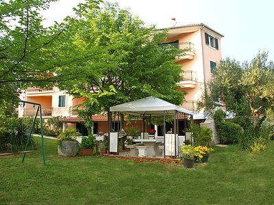 Photo for One bedroom Apartment, sleeps 4 in Rovinj with Air Con and WiFi