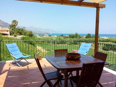 Photo for Holiday house Castellammare del Golfo for 5 - 6 persons with 3 bedrooms - Holiday house