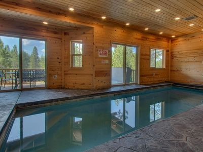 Photo for Indoor Pool, Foosball Table, Pool Table, Ping Pong Table, Sauna, Grill, Spa - The Titan at Toiyabe