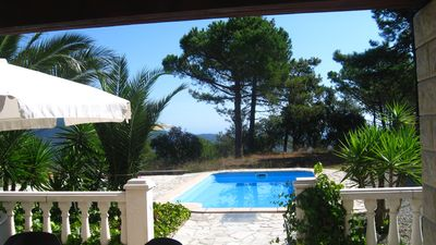 Photo for Club Villamar - A modern Spanish villa at a higher altitude for 4 persons with private terrace, s...