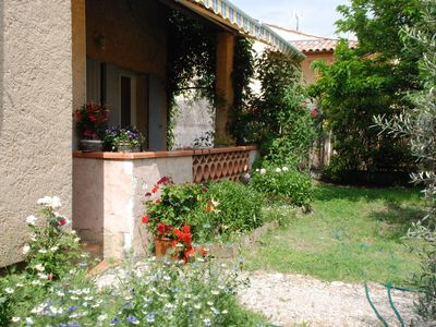 Photo for VAR large traditional villa of 120 M2 (10 minutes walk from the shops)