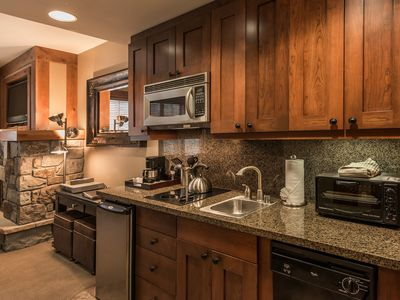 Photo for Luxury studio in village, moments to Lake Tahoe