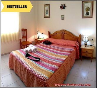 Photo for Residencial La Volta- Charming air-conditioned apartment, wifi, pool, parking