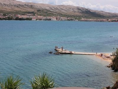 Photo for Apartment AM  A4(2+2)  - Pag, Island Pag, Croatia