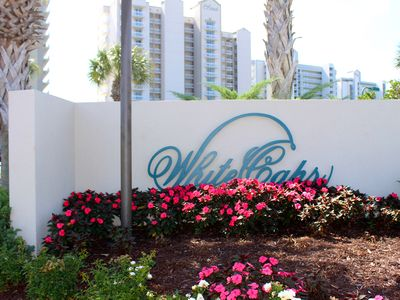 Photo for Beautiful 3 BR / 2 Bath, Gulf Front Condo With Huge Balcony With Great Views !