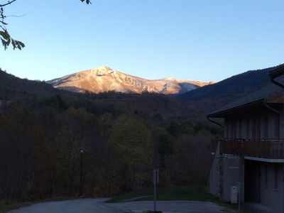 Photo for Near Ax les Thermes Ignaux: 4 person apartment on mountain plateau