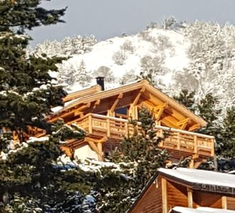 """Photo for Exceptional chalet """"Le Chalet Gourmand"""" in the Pyrenees"""