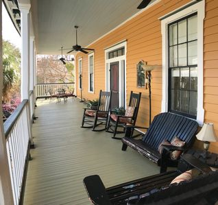 Photo for Savannah's Most Amazing Porch can be yours!