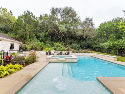 Photo for Lavish Retreat - Pool