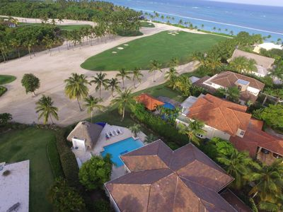 Photo for 4BR Villa Vacation Rental in Punta Cana