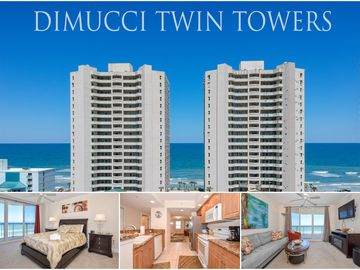 Dimucci Twin Towers, Daytona Beach, Florida, Forente Stater