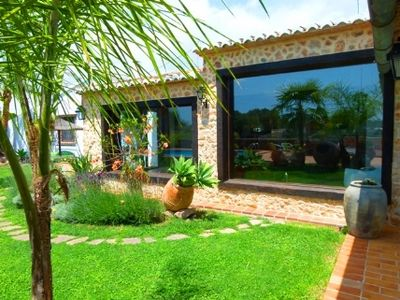 Photo for Holiday Villa in Spain, Costa Blanca renovated finca for 10 people