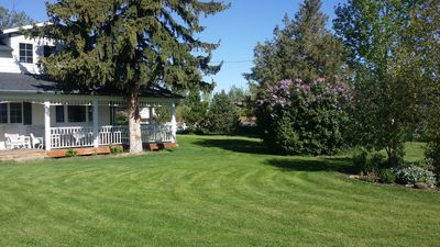 Photo for Country Farmhouse on 5 Acres Just 7 Minutes to Bozeman