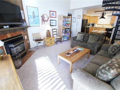 Photo for Snow Flower Condo #79, 2 bed/loft 3 bath, sleeps 10, SKI-IN/SKI-OUT to Park City Mountain Resort