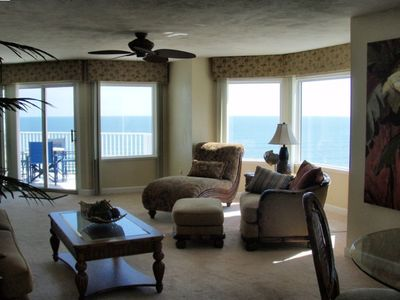 Photo for Amazing Ocean Front Condo with Beach and Intercoastal Views
