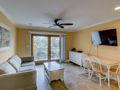 Photo for 208 Breakers - Oceanfront Complex, Wooded View